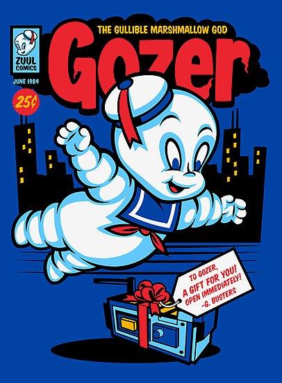 Gozer the Gullible God by harebrained