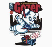 Gozer the Gullible God One Piece - Short Sleeve