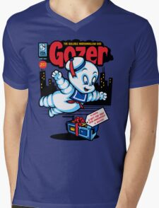 Gozer the Gullible God Mens V-Neck T-Shirt