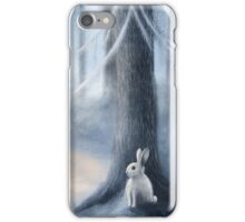 The Fox and The Rabbit iPhone Case/Skin
