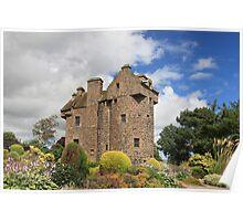 Claypotts Castle Poster