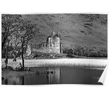 """Kilchurn Castle"" Poster"