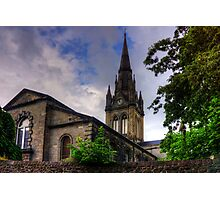 Kirk of St Nicholas Photographic Print