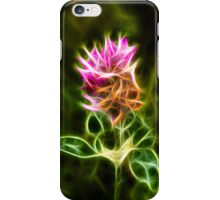 Fractal Flower iPhone Case/Skin