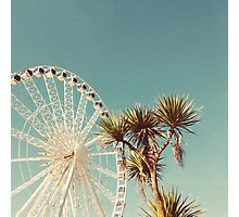 The Height of Summer Photographic Print