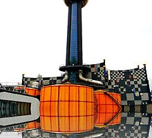 'Energy' by Hundertwasser by SkatingGirl