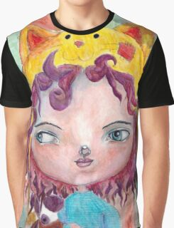 Inner Child - Lollipop Girl Graphic T-Shirt