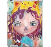 Inner Child - Lollipop Girl iPad Case/Skin