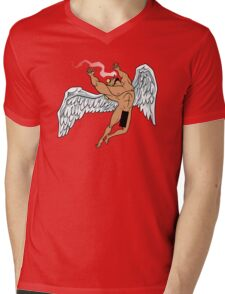 Brock Anthem Mens V-Neck T-Shirt