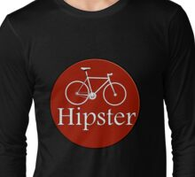 Hipster Long Sleeve T-Shirt