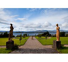 The view from Bantry House  Photographic Print