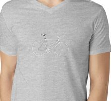 Bicycle  Mens V-Neck T-Shirt
