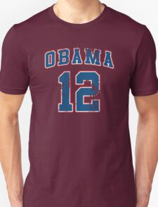 Retro Obama 2012 Women's Shirt Unisex T-Shirt