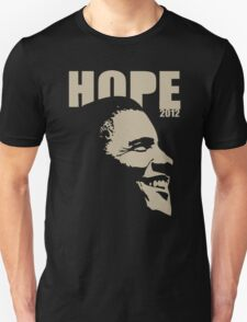 Obama Hope 2012 Women's Shirt Unisex T-Shirt