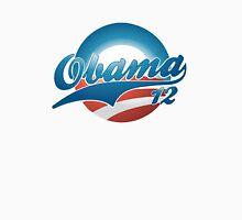 Vintage Obama 12 Shirt Men's Baseball ¾ T-Shirt