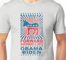 Obama Forward 2012 Shirt Unisex T-Shirt