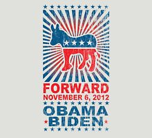 Obama Forward 2012 Shirt Unisex T-Shirt