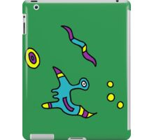 Cosmo-pong iPad Case/Skin