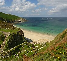 Portheras Cove by Kat Simmons
