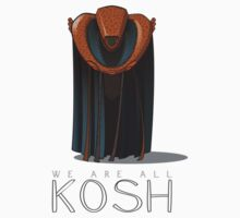 We are all KOSH by nielsrevers