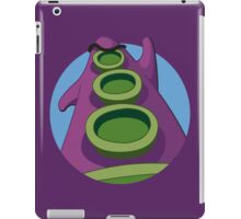Take on the world! iPad Case/Skin