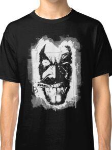 Lobo (w/ Grunge Background) Classic T-Shirt