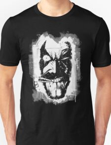 Lobo (w/ Grunge Background) T-Shirt
