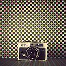 Retro Camera  by Andreka