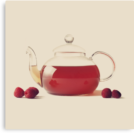 Raspberry Tea by Andreka