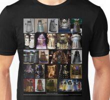 Dalek Variants Unisex T-Shirt