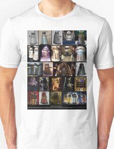 Dalek Variants T-Shirt
