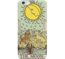 Tarot - The Moon iPhone Case/Skin