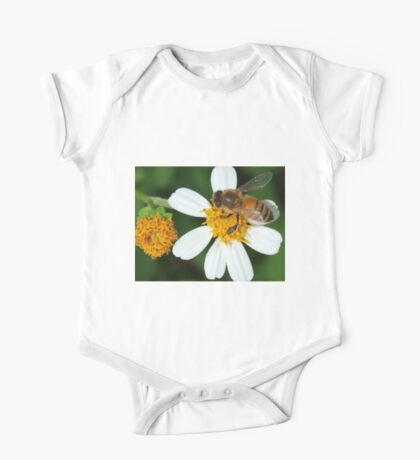 Bee business One Piece - Short Sleeve