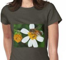 Bee business Womens Fitted T-Shirt