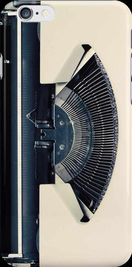 Retro Typewriter by Andreka