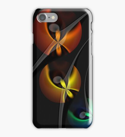 Into the Blackhole With You iPhone Case/Skin