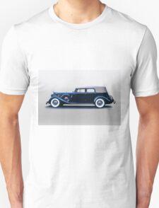 1935 Packard Convertible Sedan  T-Shirt
