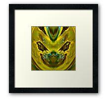 water Werewolf 01 Framed Print