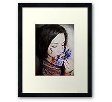 The Scent of Renewal Framed Print