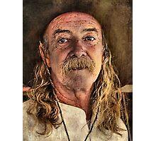 Wild Bill Photographic Print