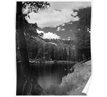 Ten Lakes Basin - Yosemite N.P. Poster