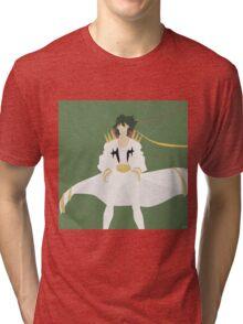 Uzu Sanageyama (Simplistic) Tri-blend T-Shirt