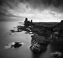 Iceland: Londrangar by Nina Papiorek