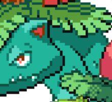 Bulbasaur Evolutions Sticker