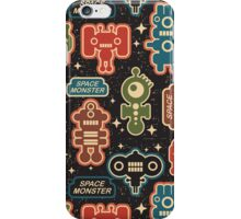 Space monster. iPhone Case/Skin