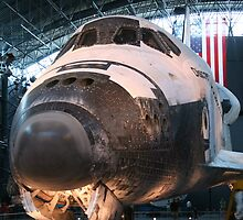 Space Shuttle Discovery - Smithsonian Air & Space Museum by albyw