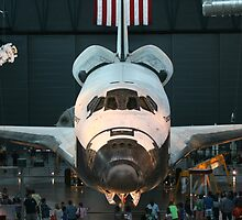 Space Shuttle Smithsonian Air & Space Museum by albyw