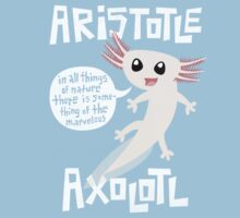 Aristotle Axolotl One Piece - Short Sleeve