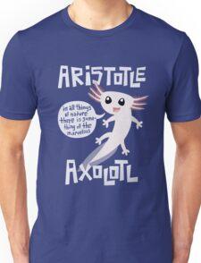 Aristotle Axolotl Unisex T-Shirt