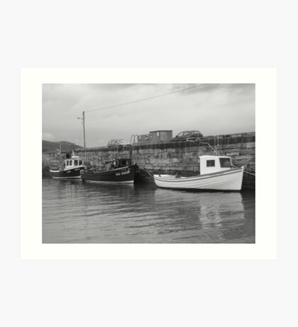 Donegal Bay Art Print